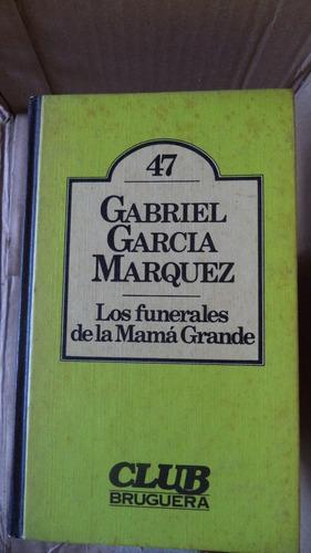 los funerales de mama grande gabriel garcía márquez anv