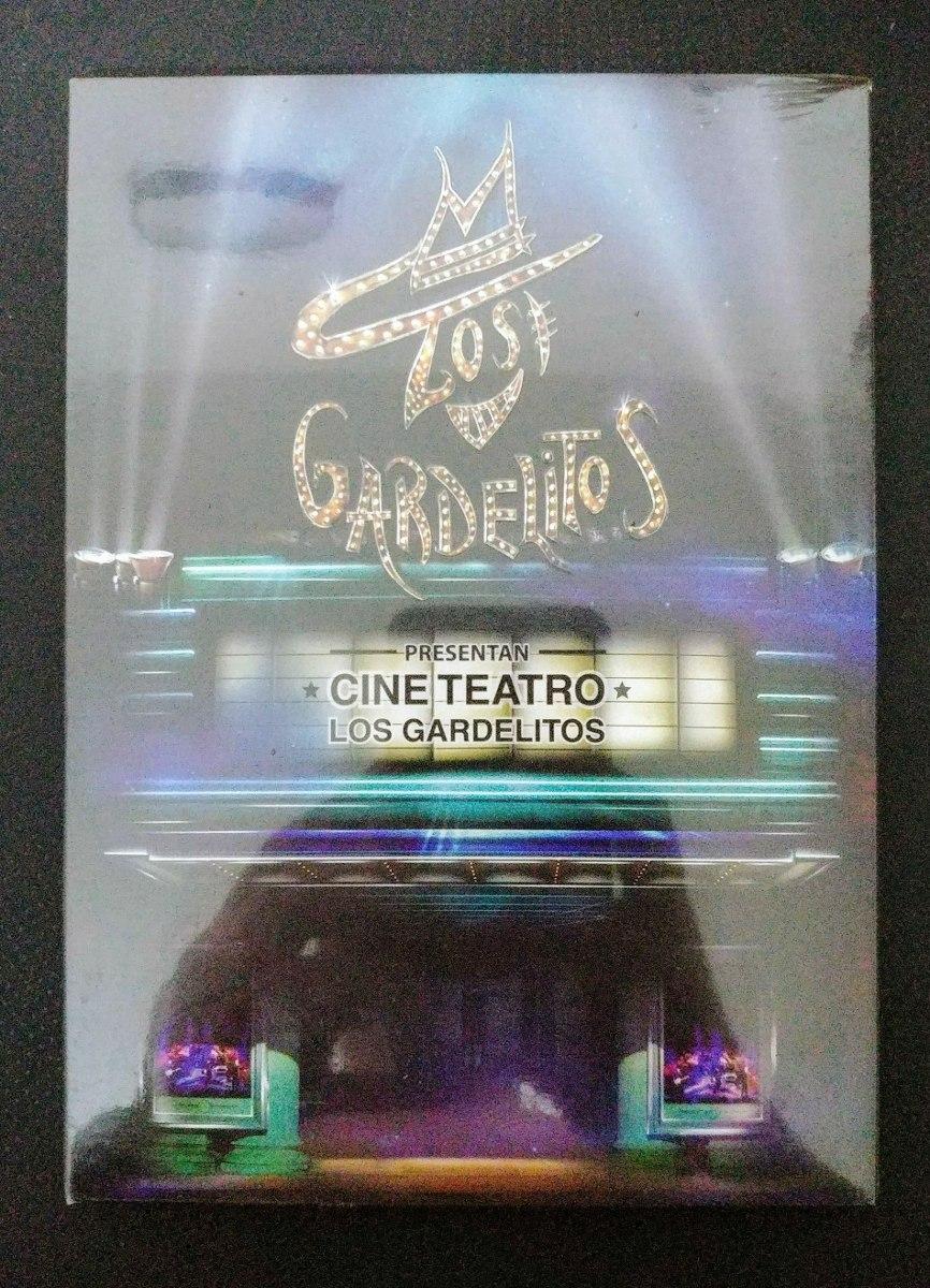 cine teatro los gardelitos dvd