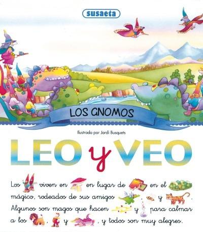 los gnomos(libro infantil y juvenil)