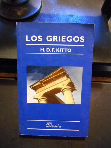 los griegos - h.d.f. kitto
