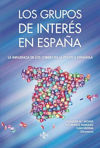 los grupos de interés en españa(libro sociología)