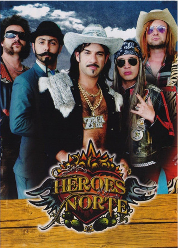 los heroes del norte primera temporada 1 uno dvd