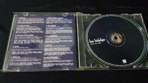 los hidalgo vivir en ella cd balada pop