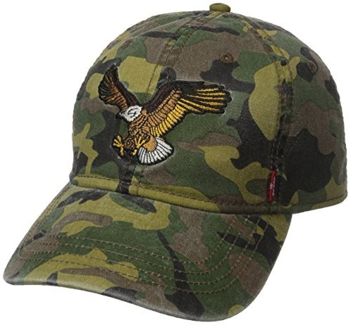 los hombres de levi se lavaron la gorra de béisbol con el re