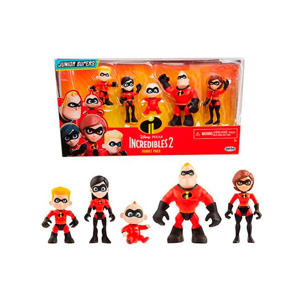 Los Increíbles 2 Pack Familia Juegos Y Juguetes 139990 En