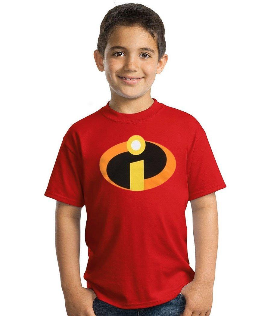 Los Increíbles Símbolo T Jóvenes Camisa De Jóvenes Xsmall
