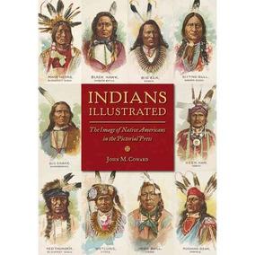 Los Indios Ilustración La Imagen De Los Nativos