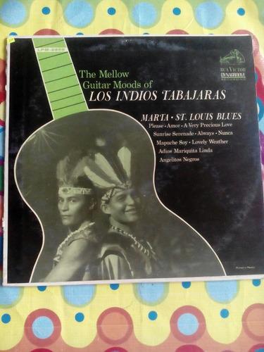los indios tabajaras lp las melodicas guitarras