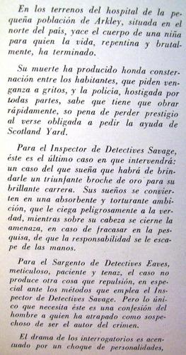 los interrogadores allan prior ediciones selectas año 1966