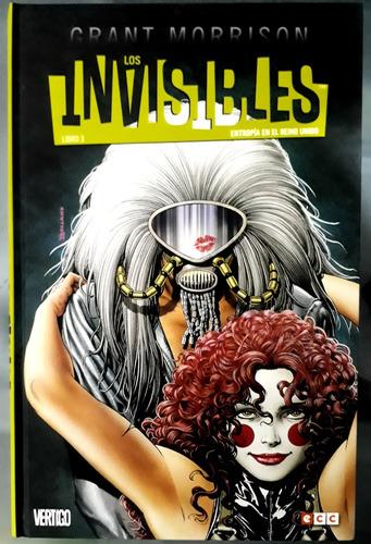 los invisibles libro 3