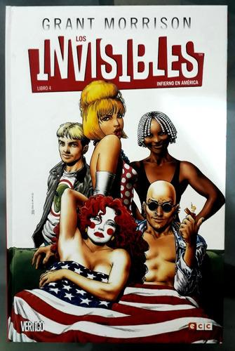 los invisibles libro 4
