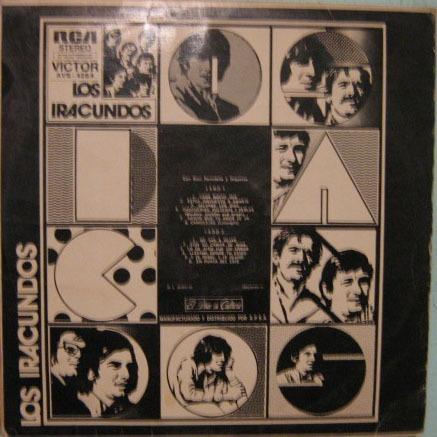 los iracundos - los iracundos - 1975 lp importado