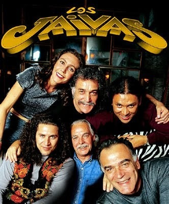 los jaivas - hijos de la tierra (1995)