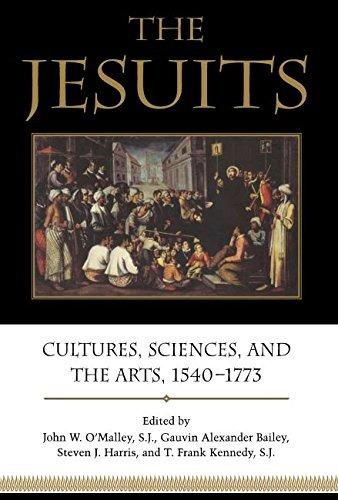 los jesuitas: las culturas, las ciencias y las artes,