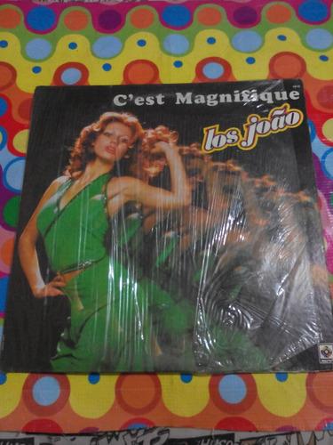 los joao lp c'est magnifique 1981
