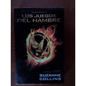 Los Juegos Del Hambre. Libro Fisico.
