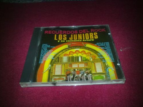 los juniors y su cantante arturo / recuerdos del rock