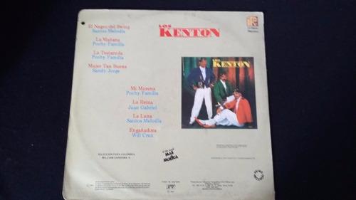 los kenton lp vinilo merengue