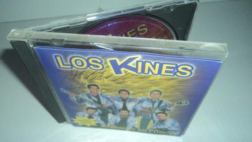 los kines / sueños de un principe /cd de coleccion sonideros