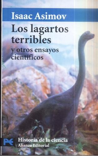 los lagartos terribles y otros ensayos científicos i. asimov
