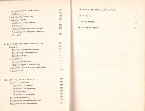 los lenguajes del deseo ( psicología ) / enrique rojas
