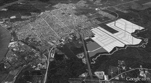 los libertadores parque eco-industrial. fracciones industriales categorias 1, 2 y 3 en venta
