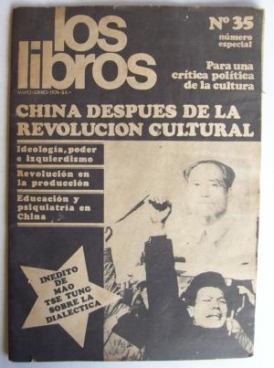 los libros, china después de la