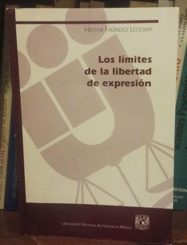los limites de la libertad de expresion   usado