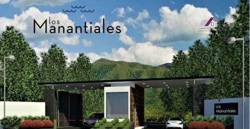 los manantiales - carretera nacional - venta lotes residenciales