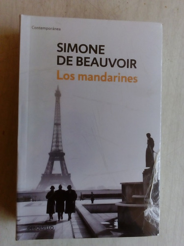 los mandarines. simone de beauvoir