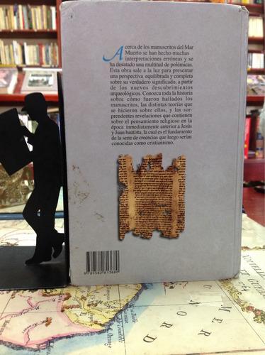 los manuscritos del mar muerto. stephen hodge. esoterico