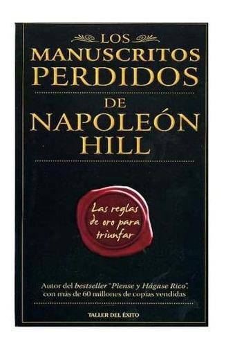 los manuscritos perdidos napoleon hill libro fisico nuevo