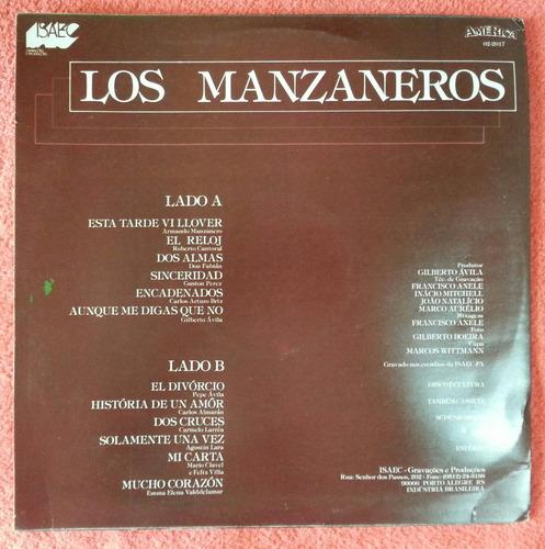 los manzaneros - 1979 (lp)