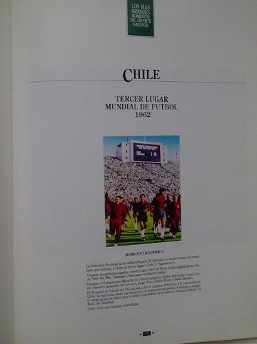 los mas grandes momentos del deporte nacional 1993