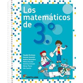 Los Matematicos 3 - Santillana