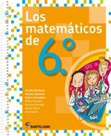 los matematicos de 6 - santillana