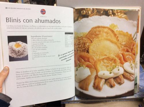 los mejores amasijos del mundo. recetas cocina gastronomía