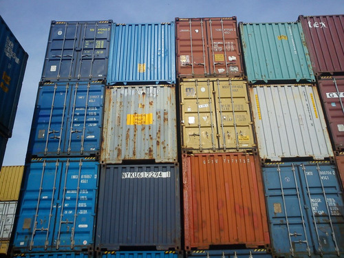 los mejores contenedores maritimos nuevos y usados