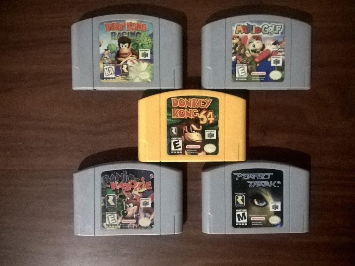 Los Mejores Juegos De N64 Ofertas Regalos Bs 0 30 En Mercado