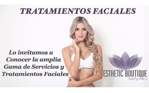 los mejores tratamientos faciales y corporales