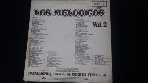 los melodicos exitos 1973 lp vinilo cumbia