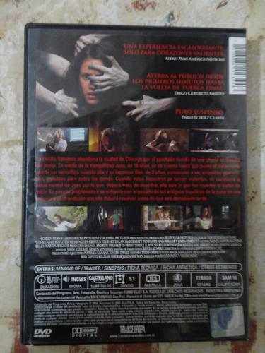 los mensajeros dvd