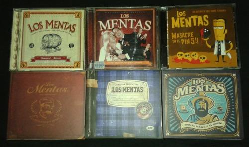 los mentas rock venezolano de colección