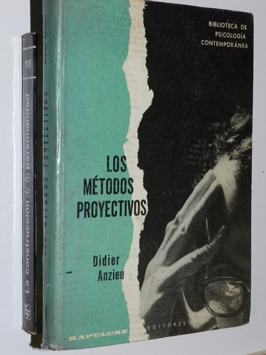 los metodos proyectivos - didier anzieu