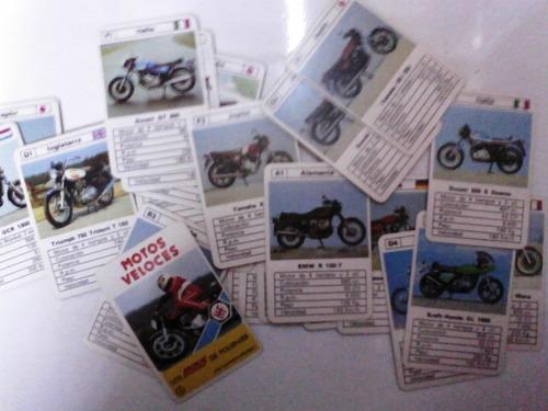 los minis de fournier - motos veloces (completo)