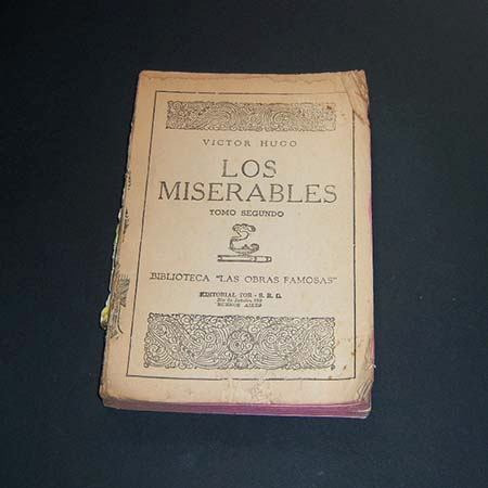 los miserables. tomo 2. victor hugo