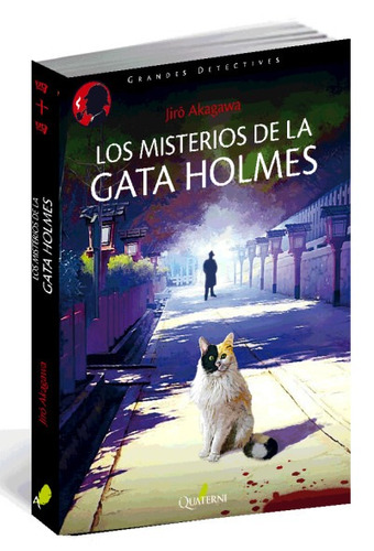 los misterios de la gata holmes(libro )