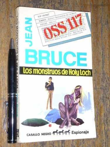 los monstruos de holy loch jean bruce bruguera