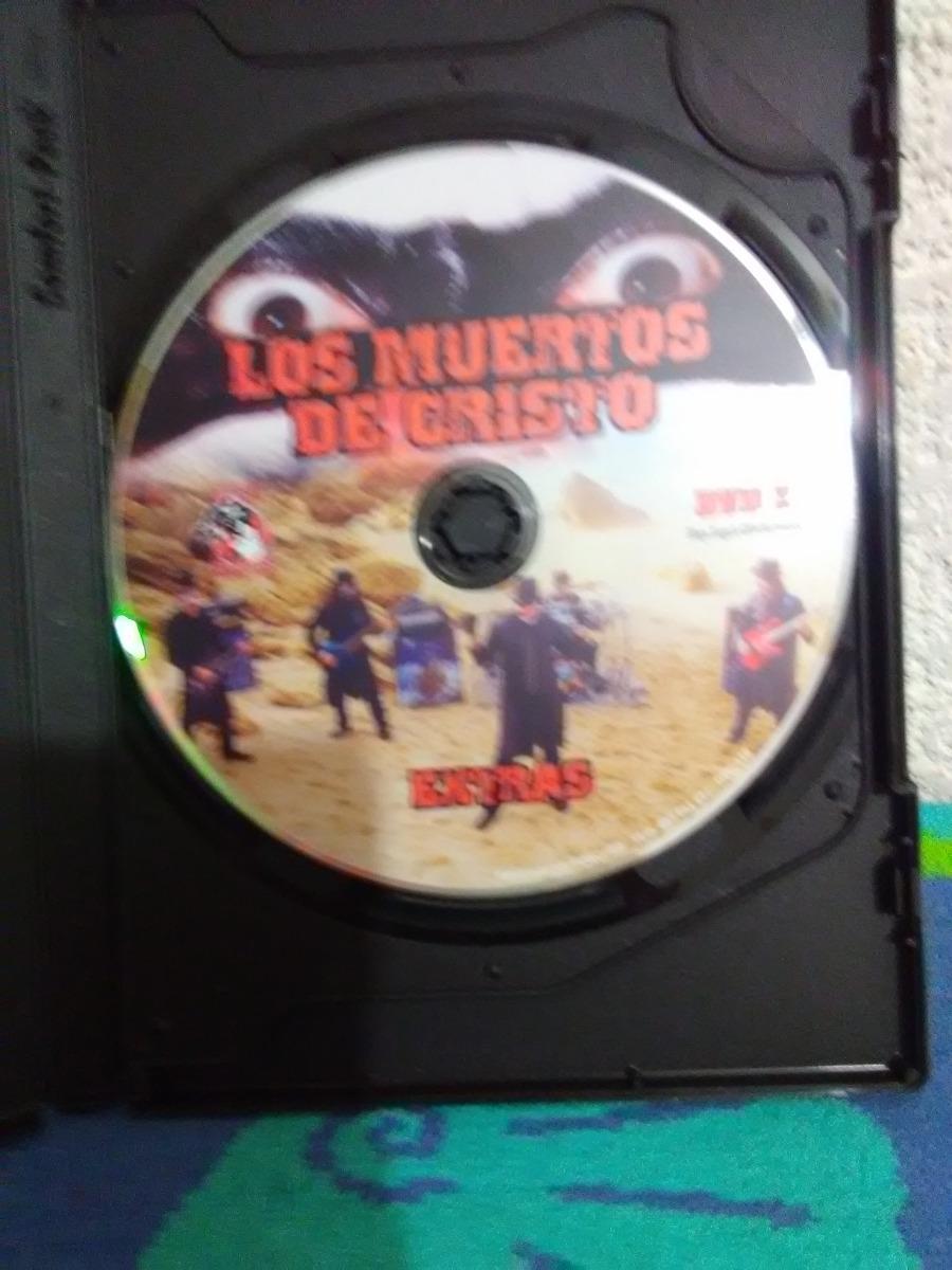 dvd de los muertos de cristo ladran luego cabalgamos