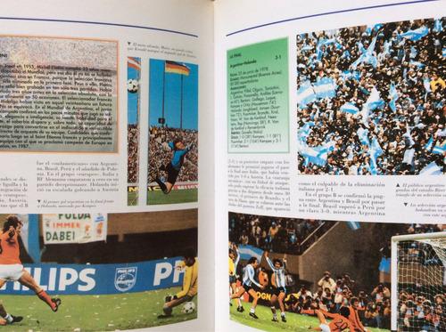 los mundiales de fútbol desde uruguay 1930 a francia 1998